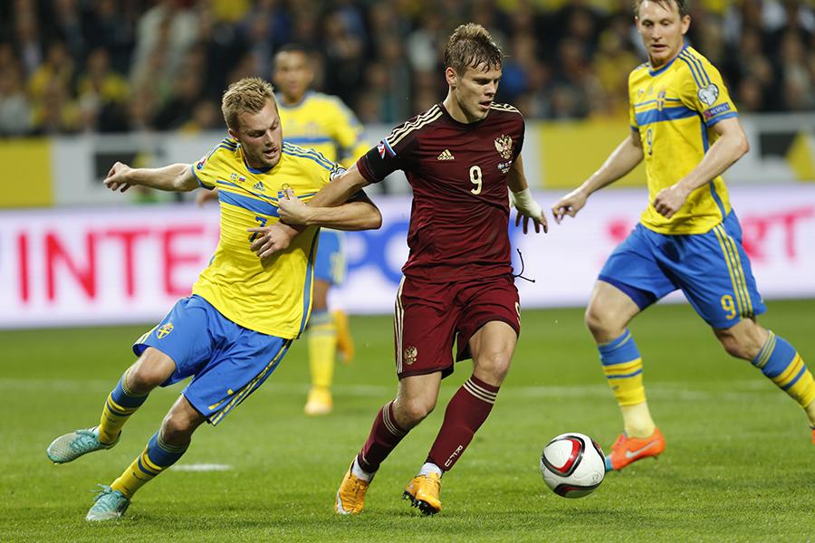 Спортпрогнозы на сегодняшний футб. матч швеция-россия . смотреть