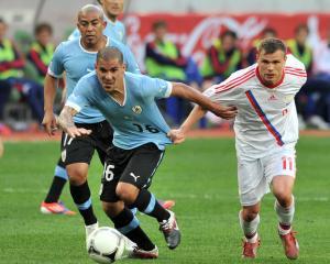 Россия - Уругвай. Видеообзор