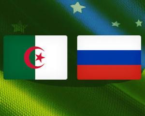 Алжир - Россия