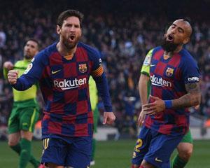 Барселона - один из лучших футбольных клубов Европы