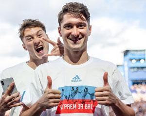 Антон и Алексей Миранчуки
