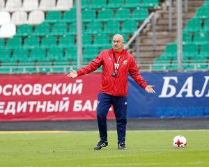 Расширенный состав сборной России