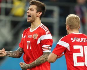 Россия - Испания. Видеообзор матча