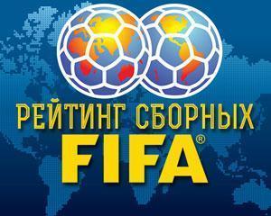 Сборная России поднялась на 46-е место в рейтинге ФИФА