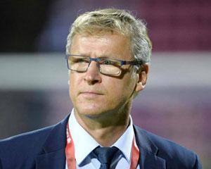 Тренер сборной Финляндии