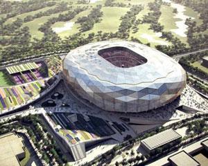 В Катаре построен третий стадион к ЧМ-2022