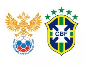 Сегодня. Россия - Бразилия