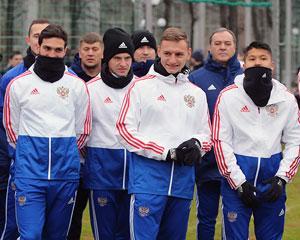 График подготовки сборной России