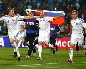 Сборная Словакии по футболу